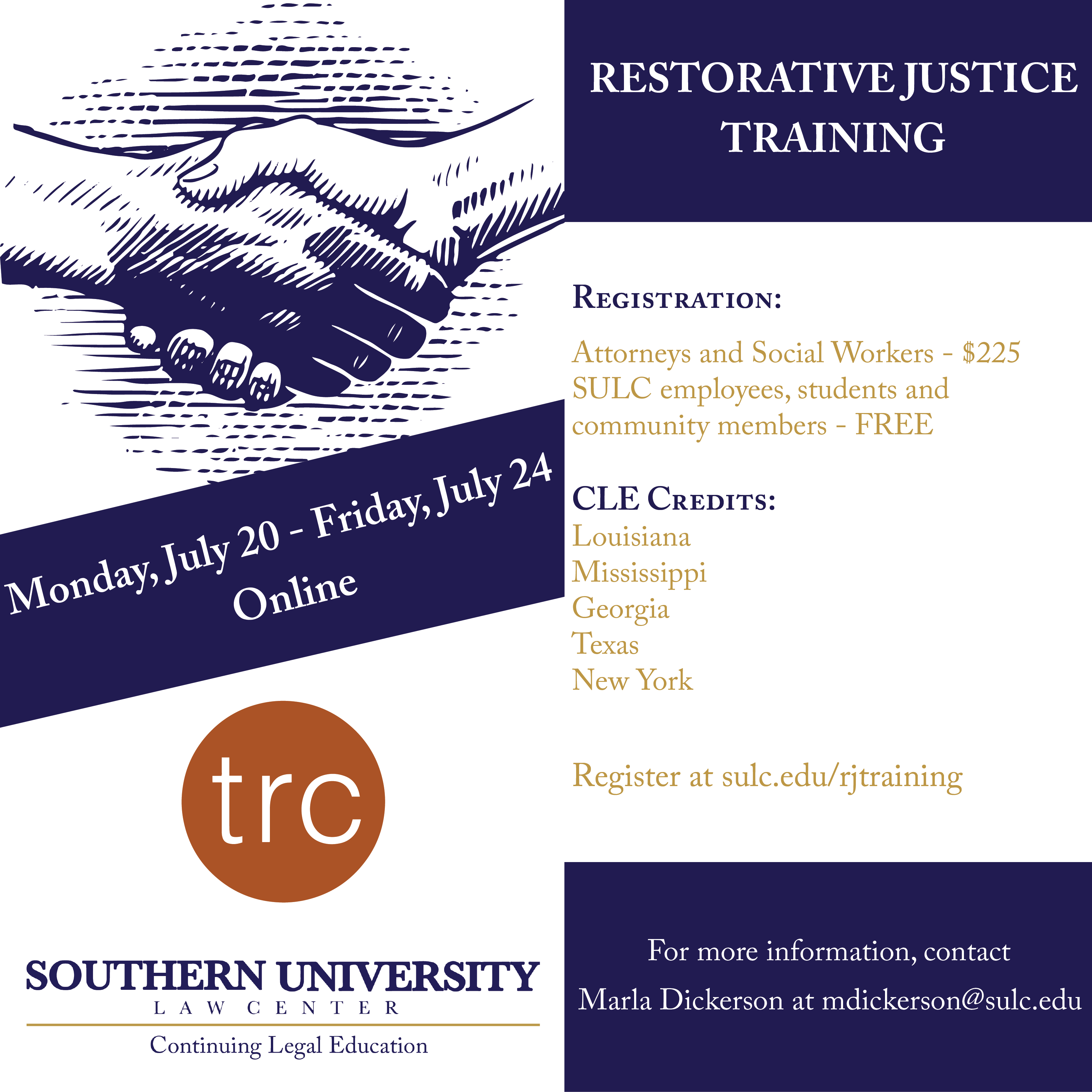 Restorative Justice Training