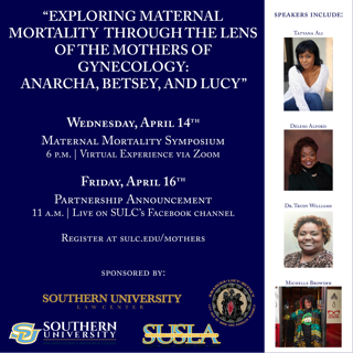 Maternal Mortality Symposium